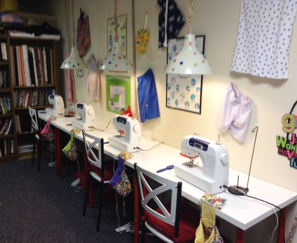 Kids Sewing Fun and sewing classes in Windsor Connecticut